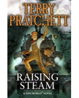 Raising Steam - Discworld novel 40