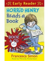 Horrid Henry reads a book +  CD