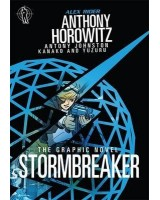 The graphic novel Stormbreaker