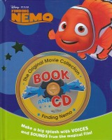 Disney Finding Nemo + CD