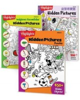 Hidden Pictures puzzles volumen 4