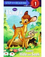 Bambi's Hide and Seek (Step-Into-Reading, Step 1)
