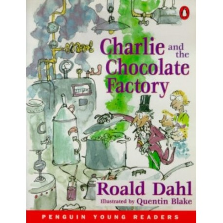 Charlie and the Chocolate Factory (Penguin Young Readers (Graded Readers))