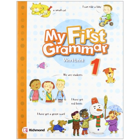 My First Grammar 1 Student'S Book + Workbook