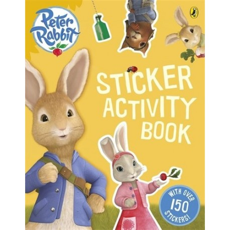 Peter Rabbit Animation - Sticker Activity Book