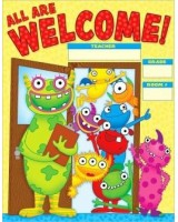 Monsters Welcome