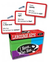 I have… Who has…? Language Ats 2-3
