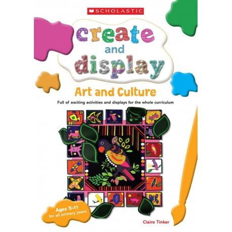 Art and Culture (Create and Display)Art and Culture (Create and Display)