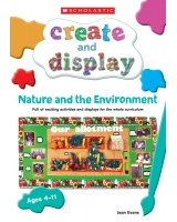 Create and display - Nature and the enviroment