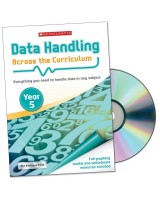 Data Handling Across Curriculum Year 5 - Teacher's Resource Book