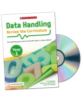 Data Handling Across Curriculum Year 1 Teacher's Resource Book