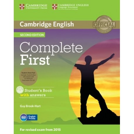 Complete First (Self-study pack)