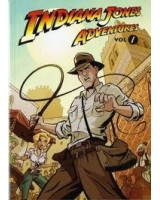 Indiana Jones Adventures Vol. I