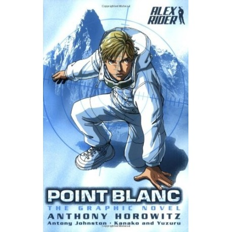 The graphic novel Point Blanc
