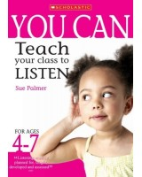 Teach Your Class to Listen Ages 4-7