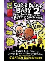 Super diaper baby 2 - The invasion of the potty snatchers