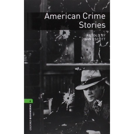 American Crime stories + CD