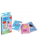 Peppa Pig - Giant playing cards