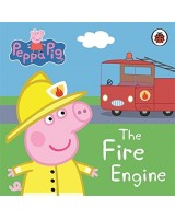 Peppa pig - The fire Engine