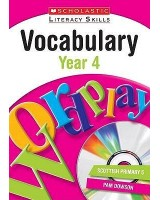 Vocabulary: Year 4