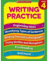 4th Grade Writing Practice