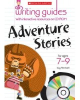 Adventure Stories for Ages 7-9 (Writing Guides)