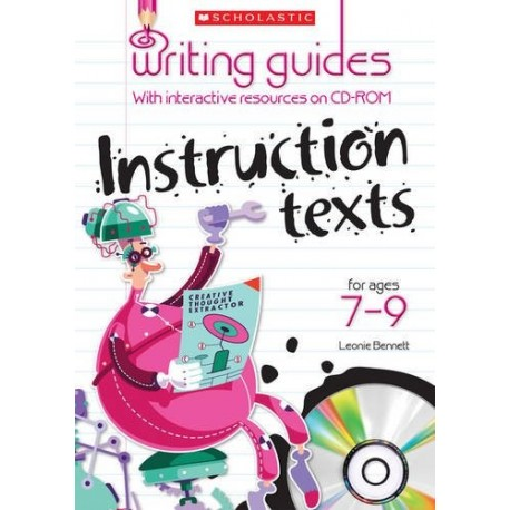 Instructions for Ages 7-9 (Writing Guides)