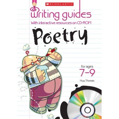 Poetry for Ages 7-9 (Writing Guides)