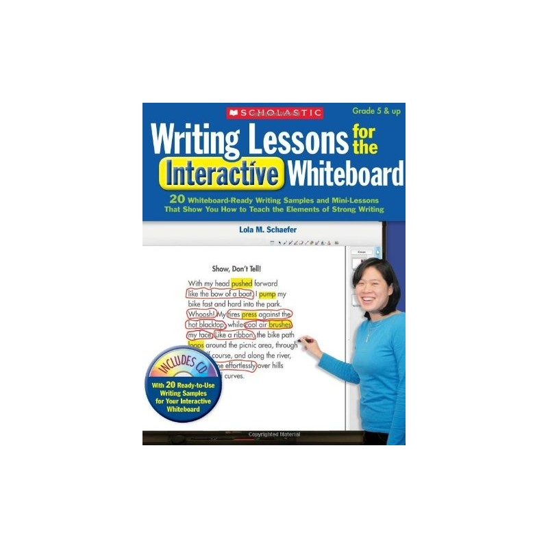 interactive writing lessons