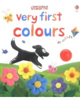 Colours (Usborne First Words Board Books)