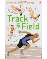 Track And Field Cards (Spectator Guides)