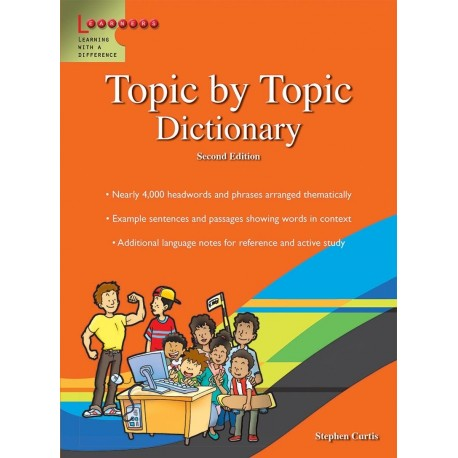 Topic by Topic Dictionary (International)