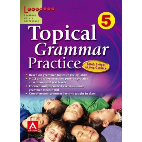 Topical grammar practice 5