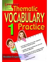 Thematic vocabulary 1 practice