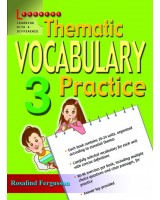 Thematic vocabulary 3 practice