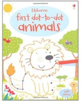 Animals (Usborne First Dot to Dot Books)