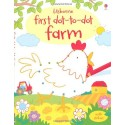 Farm (Usborne First Dot to Dot Books)