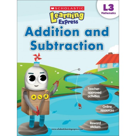 Learning Express Level 3: Addition and Subtraction