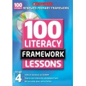 100 New Literacy Framework Lessons for Year 4
