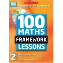 100 New Maths Framework Lessons for Year 2