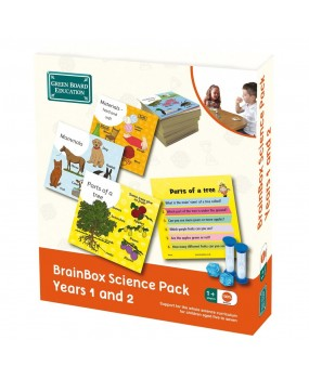 BrainBox Science Pack year 1 and 2