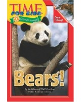 Time For Kids: Bears! (Time for Kids Science Scoops)