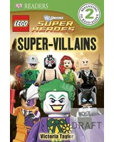 Super heroes - Super villains (Readers 2)