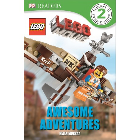 Lego Movie - Awesome adventures