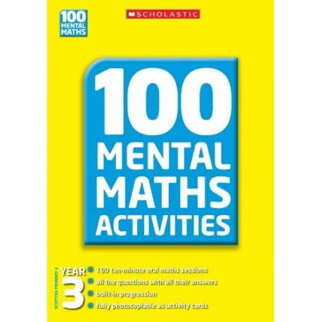 Year 3 - 100 mental maths activities