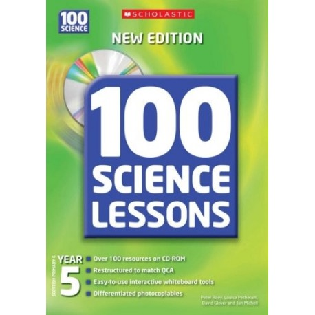 100 Science Lessons for Year 5 with CDRom