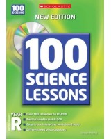 100 Science Lessons for Year Reception with CD-Rom
