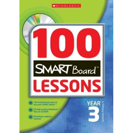 100 Smartboard Lessons Year 3