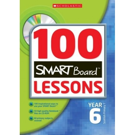 100 Smartboard Lessons Year 6