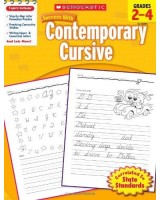 Contemporary cursive grades 2-4